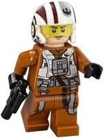 Pilota dell'X-Wing della Resistenza