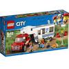 LEGO City Great Vehicles (60182). Pickup e Caravan