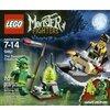 LEGO Monster Fighters The Swamp Creature 70pieza (S) Set da Costruzione–Gioco di Costruzioni, Multicolore, 7Anno (S), 70Pezzo (S), 14Anno (S)