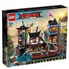 The LEGO® NINJAGO® Movie™NINJAGO® City Hafen (70657) Cooles Kinderspielzeug