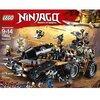 LEGO 70654 Ninjago Turbo-cingolato (Ritirato dal Produttore)