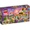 LEGO Friends (41349). Il fast-food del go-kart