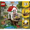 LEGO 31078 Creator Treehouse Treasures Playset, 3 in 1 Model, Toy and Cave, Construction set for Kids