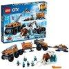 LEGO- City Base Mobile di Esplorazione Artica, Multicolore, 60195