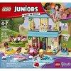 LEGO Juniors Friends - La maison au bord du lac de Stéphanie – 10763 - Jeu de Construction