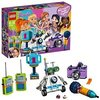 LEGO 41346 Friends Friendship Box, 5 Buildable Accessories, Microphone, Camera, Trophy, Walkie-talkies and Robot Toys for Girls
