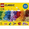 LEGO Classic - Caja Extra Grande de Ladrillos con 1500 Piezas para Jugar y Construir Creativas y Divertidas Creaciones para Niños y Niñas a Partir de 4 Años (10717)