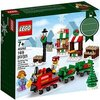 LEGO–Exc Viaje en Tren navideño, 40262