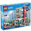LEGO- City Heroes Ospedale, Multicolore, 60204
