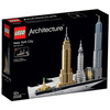 LEGO Architecture (21028). New York City