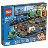 LEGO City Trains Treno Merci Costruzioni Piccole Gioco Bambina Giocattolo, Multicolore, 5702015119337