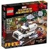 LEGO- Super Heroes Attenzione alla Vulture, Multicolore, 76083