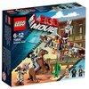 LEGO 70800 - Movie Flucht mit dem Gleiter