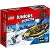LEGO Juniors 10737 - Batman vs. Mr. Freeze, Superhelden-Spielzeug für 4 bis 7 Jährige