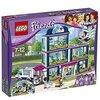 "Lego Friends 41318 - ""Heartlake Krankenhaus Konstruktionsspiel, bunt"
