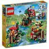 LEGO Creator 31053 - Baumhausabenteuer, Bausteinspielzeug