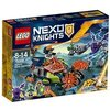 LEGO 70358 Nexo Knights Aarons Flex-Dragster