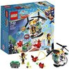 LEGO DC Super Hero Girls - 41234 Bumblebees Hubschrauber
