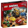 LEGO Juniors - Carrera Crazy 8 en Thunder Hollow, Multicolor, Miscelanea, 1 Unida, Modelos / Colores Surtidos, (10744)
