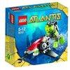 LEGO Atlantis - 8072 Corredor bajo el Agua, 23 Partes