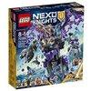LEGO Nexo Knights - Coloso de Piedra de Destrucción Total, Juguete de Construcción para Crear Aventuras de Caballeros (70356)