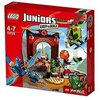 LEGO - 10725 - Juniors  - Jeu de Construction - Le Temple Perdu de NINJAGO