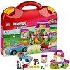 """LEGO Juniors - La valisette """"Mia à la ferme"""" - 10746 - Jeu de Construction"""