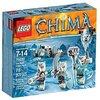 Lego Legends Of Chima - Playthèmes - 70230 - Jeu De Construction - La Tribu Ours des Glaces