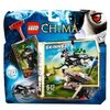 LEGO Legends of Chima - Speedorz - 70107 - Jeu de Construction - L