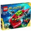 LEGO - 8075 - Jeu de Construction - LEGO Atlantis - Le Transporteur Neptune