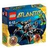 LEGO - 8056 - Jeu de Construction - LEGO Atlantis - Le Crabe des Profondeurs