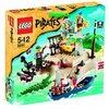 LEGO - 6241 - Jeu de construction - Pirates – L'île au trésor
