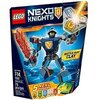 LEGO - 70362 - Nexo Knights - Jeu de Construction -La super armure de Clay