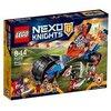 LEGO - 70319 - Nexo Knights - Jeu de Construction -La moto-tonnerre de Macy