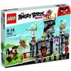LEGO - 75826 - The Angry Birds Movie - Le Château du Roi Cochon