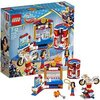LEGO - 41235 - Dc Super Hero Girls - Jeu de Construction - La Chambre de     Wonder Woman