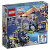 LEGO - 41237 - Dc Super Hero Girl - Jeu de Construction - Le Bunker secret de Batgirl