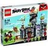 Lego Angry Birds Il Castello del Re Maiale, Gioco di Costruzioni, 75826