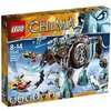 LEGO 70145 - Legend of Chima - Le mammouth des glaces