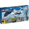 LEGO City Police (60210). Base della Polizia aerea
