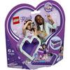 LEGO Friends (41355). Scatola del cuore di Emma