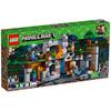 LEGO Minecraft (21147). Avventure con la Bedrock