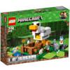 LEGO Minecraft: The Chicken Coop (21140)