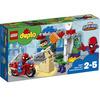 LEGO Duplo Super Heroes (10876). Le avventure di Spider-Man e Hulk