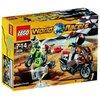 LEGO - 8896 - Jeux de construction - LEGO world racers - Le canyon du serpent