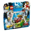 LEGO Legends Of Chima - Speedorz - 70113 - Jeu de Construction - Duel pour le Chi