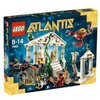 LEGO Atlantis - 7985 - Jeu de Construction - La Cité D