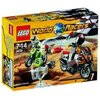 LEGO - 8896 - Jeux de construction - LEGO world racers - Le canyon du serpent