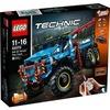 LEGO Technic (42070). Camion Autogrù 6x6