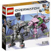 LEGO Overwatch: D.Va and Reinhardt (75973)